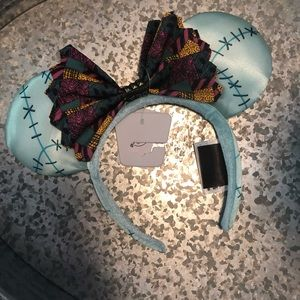 New NWT Nightmare Disney Ears Mouse Sally NMBC